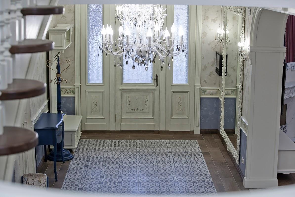 "Дом 700м², дизайн ""под ключ"""
