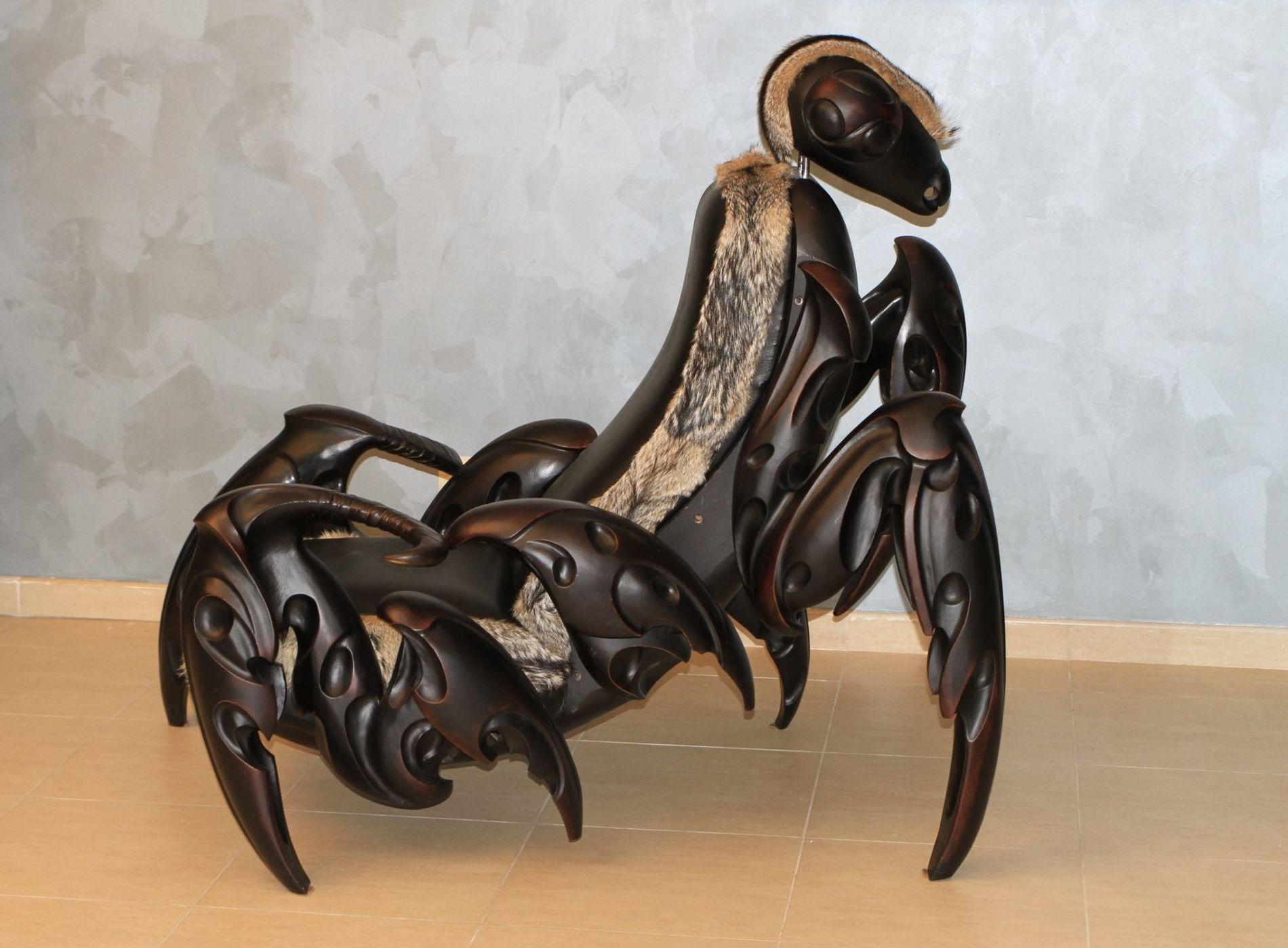 Кресло Богомол