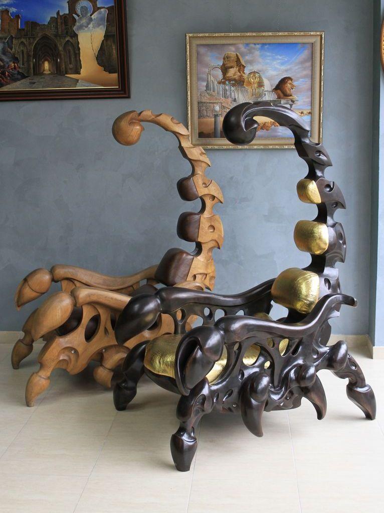 Кресло Скорпион