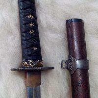 Самурайский меч, Вакидзачи