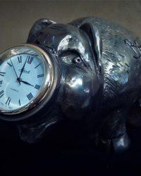 Копилка «Время-деньги»
