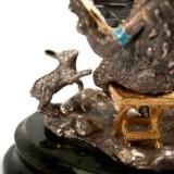 Скульптурная композиция «Живопись»
