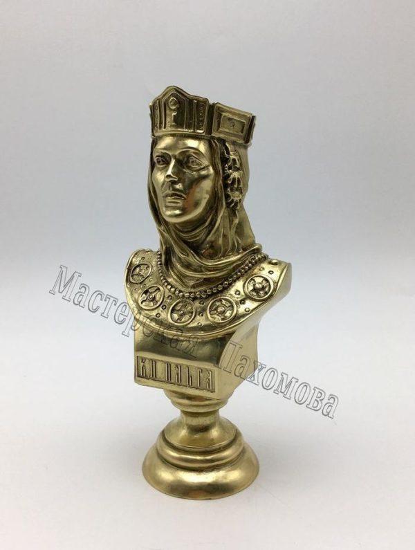 Бюст - княгиня Ольга